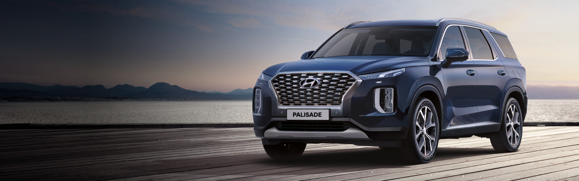 All New Palisade